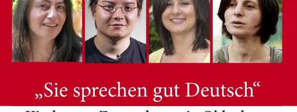 Sie sprechen gut Deutsch