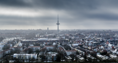 [Luftbild] Bremen